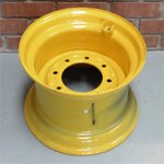 WHEEL RIM 9.75 x 16.5, 8 x STUD HOLES